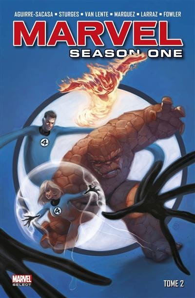 Marvel, season one. Volume 2,