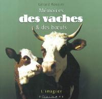 Mémoires des vaches et des boeufs