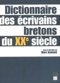 Dictionnaire des écrivains bretons du XXe siècle