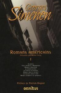 Romans américains. Volume 1,