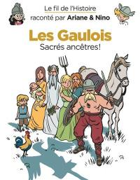 Le fil de l'histoire raconté par Ariane & Nino. Volume 3, Les Gaulois