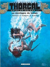Les mondes de Thorgal, Kriss de Valnor. Volume 7, La montagne du temps