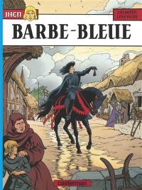 Jhen. Volume 4, Barbe-Bleue