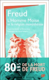 L'homme Moïse et la religion monothéiste