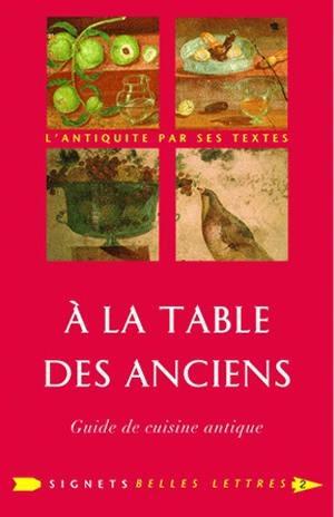 A la table des Anciens