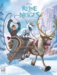 La reine des neiges, Les aventures d'Olaf