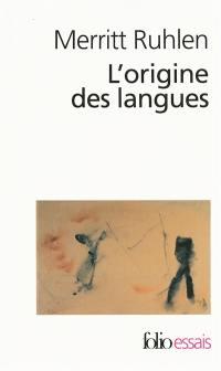 L'origine des langues