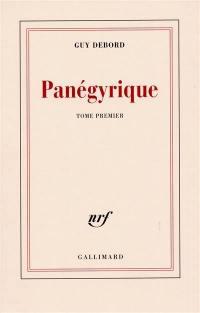 Panégyrique. Volume 1,