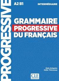 Grammaire progressive du français, A2-B1 intermédiaire