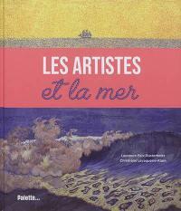 Les artistes et la mer