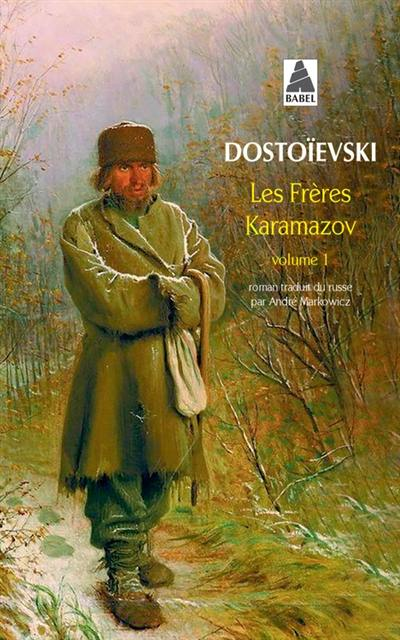 Les frères Karamazov. Volume 1,