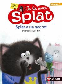 Splat a un secret
