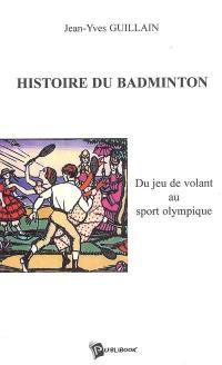 Histoire du badminton