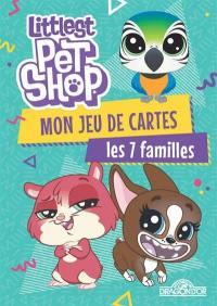 Littlest Petshop : mon jeu de cartes : les 7 familles