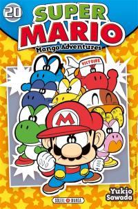 Super Mario. Volume 20,