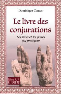 Le livre des conjurations
