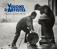 Visions d'artistes