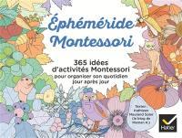 Ephéméride Montessori