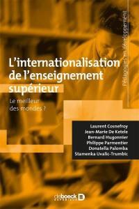 L'internationalisation de l'enseignement supérieur