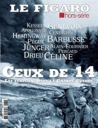 Le Figaro, hors-série, Ceux de 14