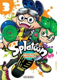 Splatoon. Volume 3,