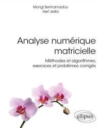 Analyse numérique matricielle