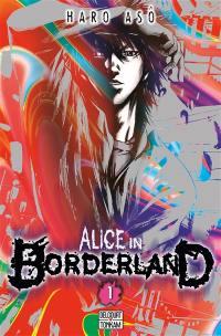 Alice in Borderland. Volume 1,