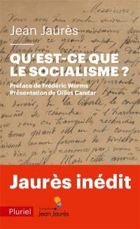 Qu'est-ce que le socialisme ?