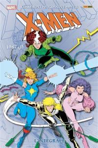 X-Men : l'intégrale. Vol. 16. 1987 (1)