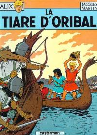 Alix. Volume 4, La tiare d'Oribal