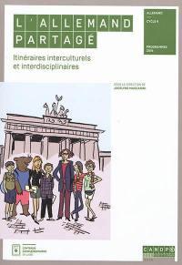 L'allemand partagé