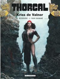 Thorgal. Volume 28, Kriss de Valnor