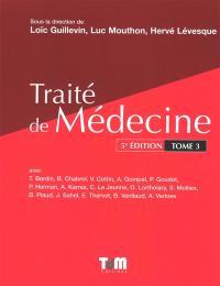 Traité de médecine. Volume 3,