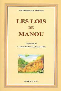 Lois de Manou