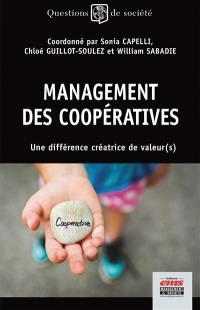 Management des coopératives