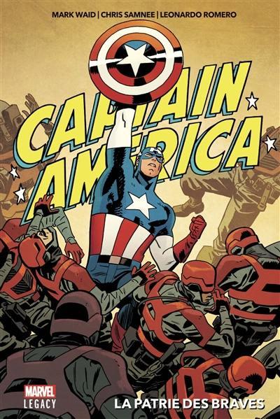 Captain America, La patrie des braves