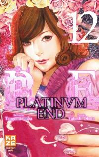 Platinum end. Volume 12,