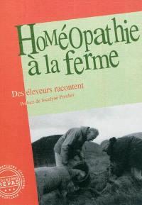Homéopathie à la ferme