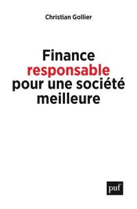Finance responsable pour une société meilleure
