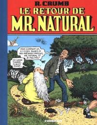 Mr. Natural. Volume 2, Le retour de Mr. Natural