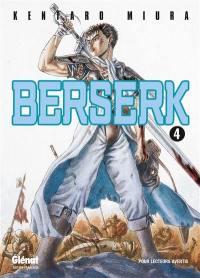 Berserk. Volume 4,