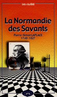 La Normandie des savants, Pierre Simon Laplace