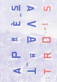 Après-avant : revue annuelle de culture graphique. n° 3, 2014-2015
