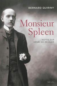 Monsieur Spleen