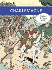 L'histoire de France en BD. Charlemagne