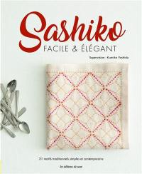 Sashiko facile & élégant