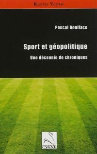 Sport et géopolitique
