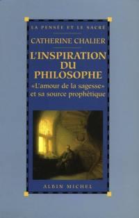 L'inspiration du philosophe