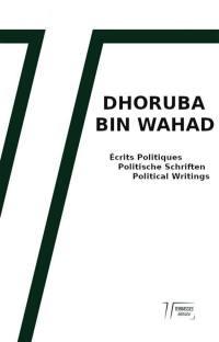 Ecrits politiques = Politische Schriften = Political writings