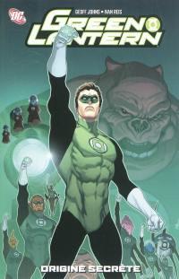 Green Lantern. Volume 1, Origine secrète